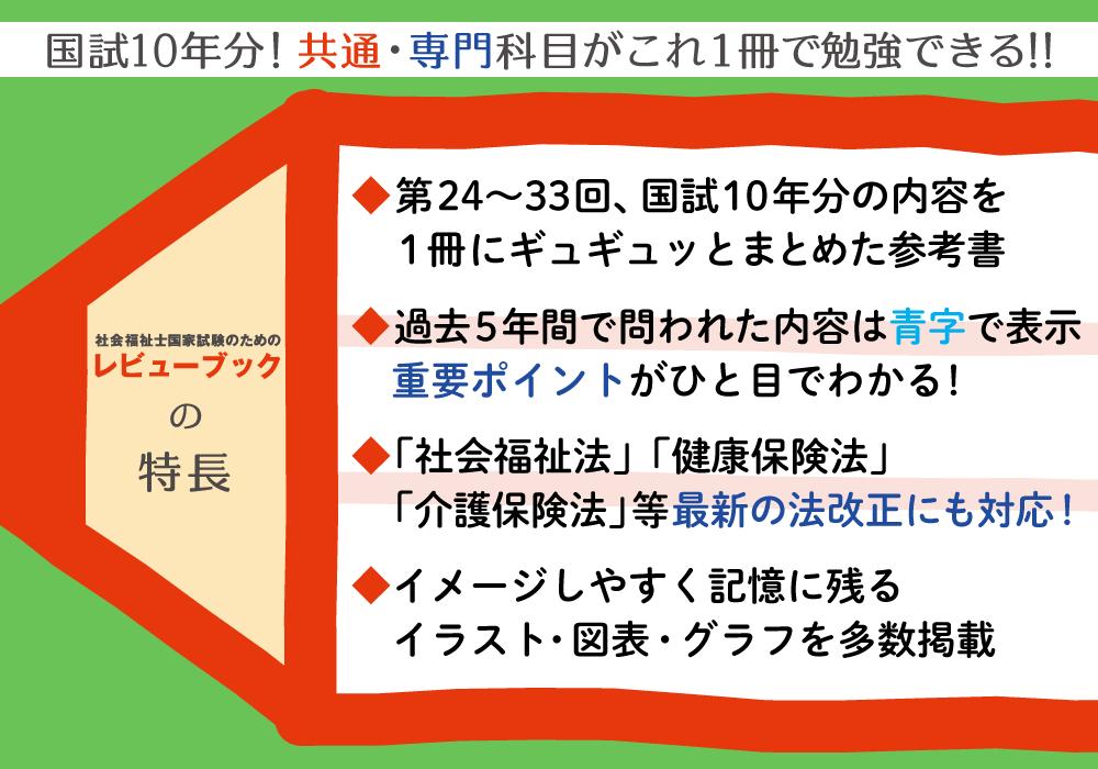 国試10年分!共通・専門科目がこれ1冊で勉強できる!!